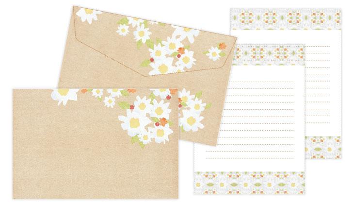印刷して使える!可愛いレター ... : 可愛い封筒 ダウンロード : すべての講義